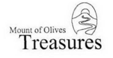 MOUNT OF OLIVES TREASURES