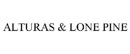 ALTURAS & LONE PINE