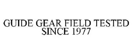 GUIDE GEAR FIELD TESTED SINCE 1977