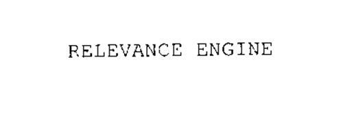 RELEVANCE ENGINE