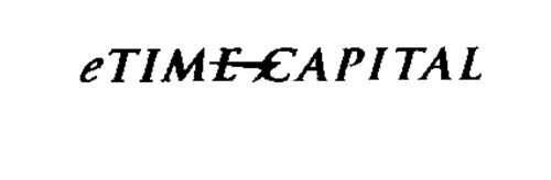 ETIME CAPITAL