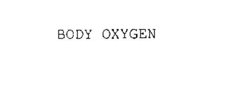 BODY OXYGEN