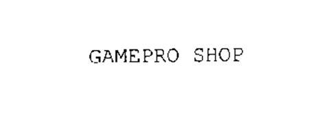 GAMEPRO SHOP
