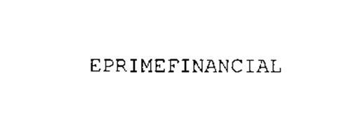 EPRIMEFINANCIAL
