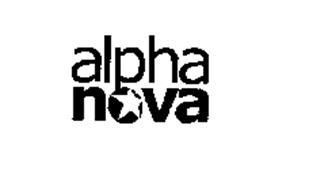ALPHA NOVA