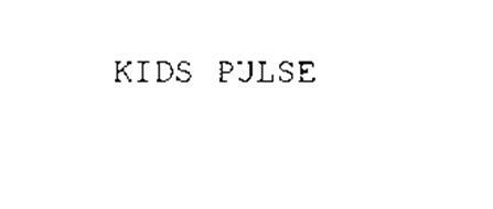 KIDS PULSE