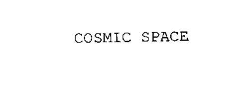 COSMIC SPACE