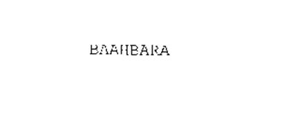 BAAHBARA