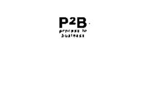 P2B PROCESS TO BUSINESS