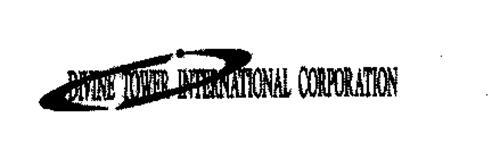 DIVINE TOWER INTERNATIONAL CORPORATION