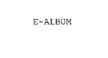 E-ALBUM