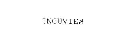INCUVIEW