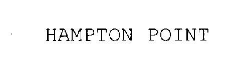 HAMPTON POINT