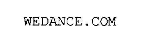 WEDANCE.COM