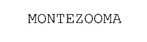 MONTEZOOMA
