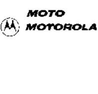 M MOTO MOTOROLA