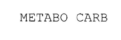 METABO CARB