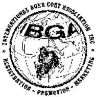 IBGA INTERNATIONAL BOER GOAT ASSOCIATION INC REGISTRATION-PROMOTION-MARKETING