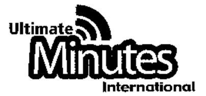 ULTIMATE MINUTES INTERNATIONAL