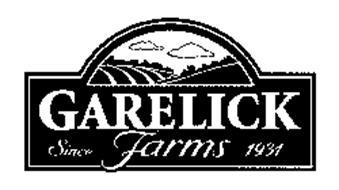 GARELICK FARMS SINCE 1931