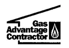 GAS ADVANTAGE CONTRACTOR