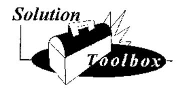 SOLUTION TOOLBOX