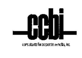 CCBI CONSULTANTS FOR CORPORATE BENEFITS, INC.