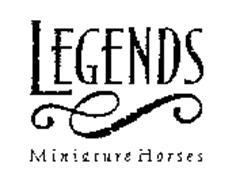 LEGENDS MINIATURE HORSES