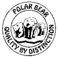 POLAR BEAR QUALITY BY DISTINCTION