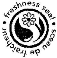 FRESHNESS SEAL SCEAU DE FRAICHEUR