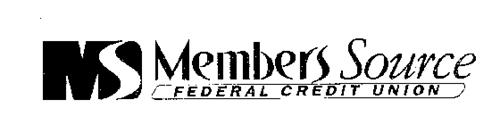 MS MEMBERS SOURCE FEDERAL CREDIT UNION