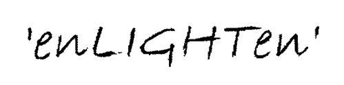 'ENLIGHTEN'