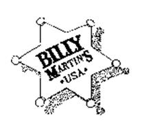 BILLY MARTIN'S USA
