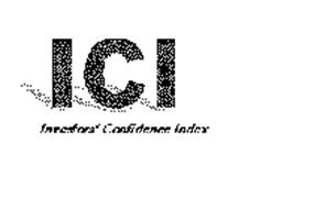 ICI INVESTORS' CONFIDENCE INDEX