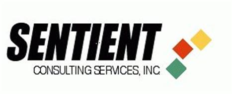 SENTIENT CONSULTING SERVICES, INC. & DESIGN