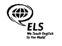 ELS WE TEACH ENGLISH TO THE WORLD