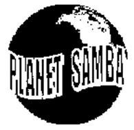 PLANET SAMBA