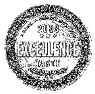 QUALITY INSTITUTE INTERNATIONAL AMERICAN TASTING INSTITUTE 2003 EXCELLENCE TASTE