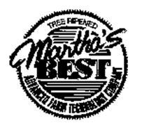 TREE RIPENED MARTHA'S BEST ADVANCED FARM TECHNOLOGY COMPANY