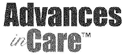 ADVANCES IN CARE