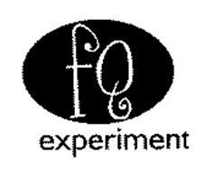 FQ EXPERIMENT