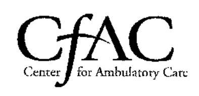 CFAC CENTER FOR AMBULATORY CARE