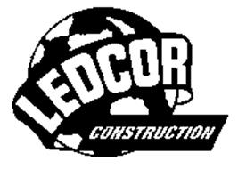 LEDCOR CONSTRUCTION