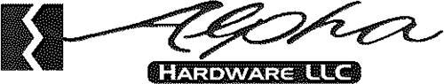 ALPHA HARDWARE LLC
