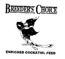 BREEDER'S CHOICE & ENRICHED COCKATIEL FEED