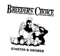 BREEDER'S CHOICE & STARTER & GROWER
