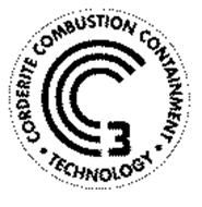 C3 CORDERITE COMBUSTION CONTAINMENT TECHNOLOGY