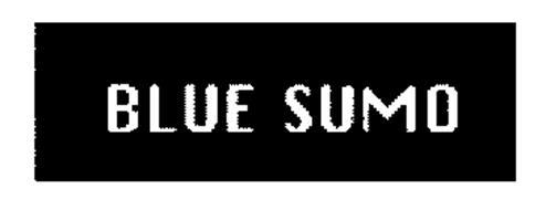 BLUE SUMO