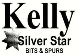 KELLY SILVER STAR BITS & SPURS