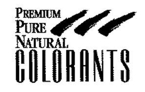 PREMIUM PURE NATURAL COLORANTS
